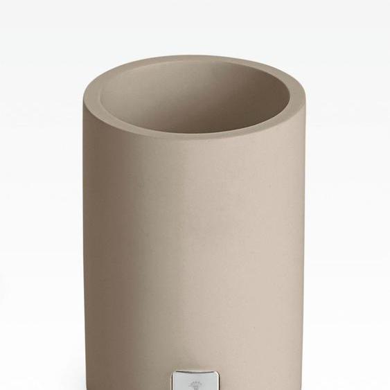 Joop Aufbewahrungsbox BATHLINE 7x7x11 cm grau Boxen Truhen, Kisten Körbe Schlafzimmer Aufbewahrungsboxen