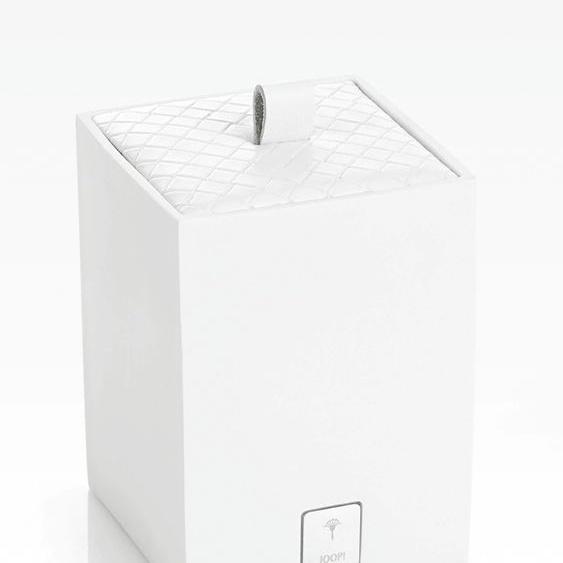 Joop Aufbewahrungsbox BATHLINE (B/T/H): 7,5/7,5/11 cm, 7,5x7,5x11 cm weiß Boxen Truhen, Kisten Körbe Schlafzimmer Aufbewahrungsboxen
