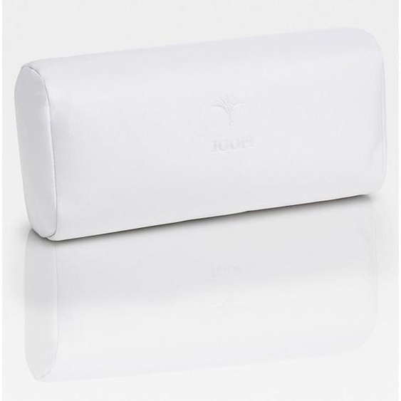 Joop! Badewannenkissen , Weiß , Kunststoff , 28x14x8 cm