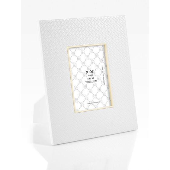 Joop! Bilderrahmen Weiß , Kunststoff , 26.5x31.5 cm