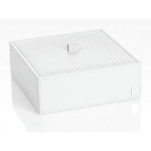 Joop!: Deckel, Weiß, B/H/T 20,5 7,5 20,5