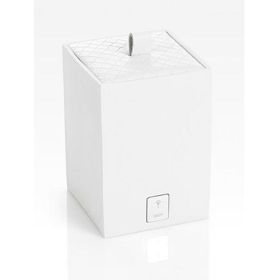 Joop! BOX MIT Deckel , Weiß , Kunststoff , 7.5x11x7.5 cm