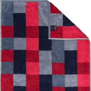 Joop! Handtücher »INFINITY Mosaic« (2-St), mit kontrastfarbenen Karos