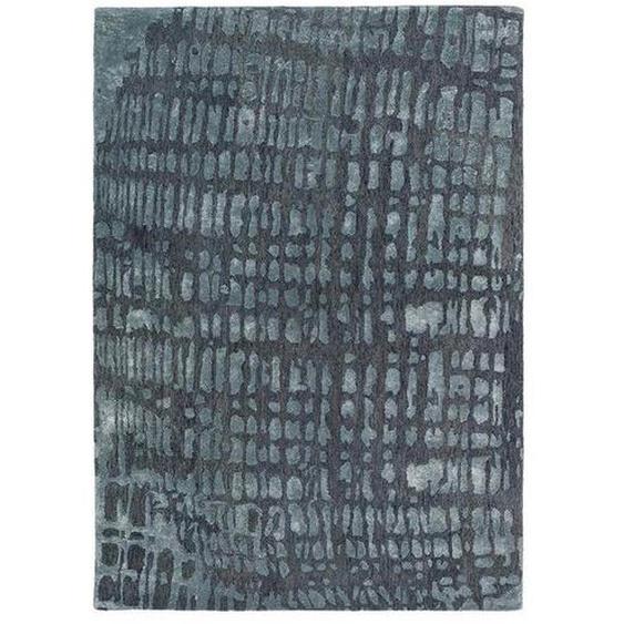 Joop! Joop Croco 200/300 cm Grau , Textil , Abstraktes , 200 cm