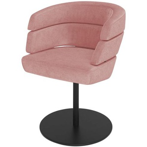 JOOP! Polster-Drehsessel  Curves ¦ rosa/pink