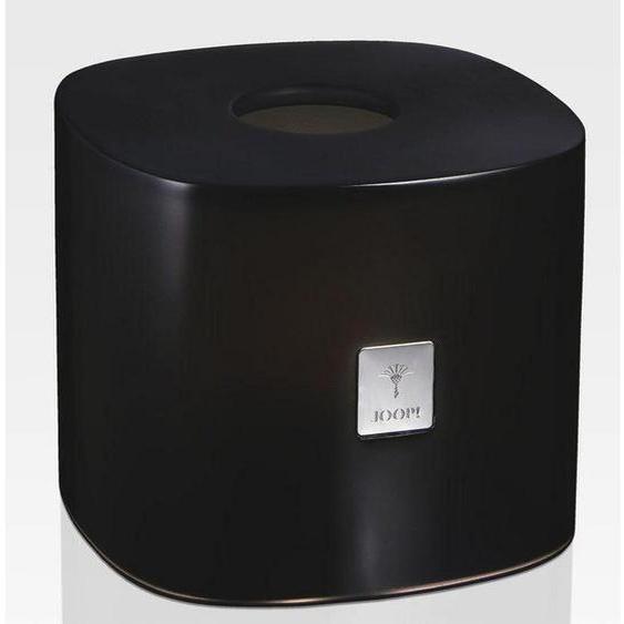 Joop! Taschentuchbox , Grau , Kunststoff , 16.2x13.5 cm