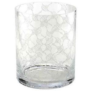 Joop! Vase , Transparent , Glas , zylindrisch , 22 cm , Dekoration, Vasen