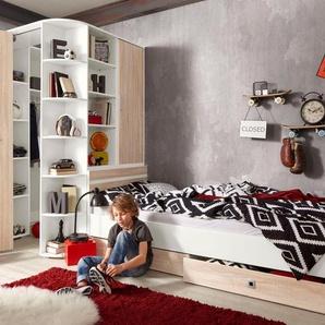 Jugendzimmer-Set , weiß, »Joker«, mit Schubkästen, WIMEX