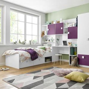 Jugendzimmer in rosa preisvergleich moebel 24 for Jugendzimmer mobel 24