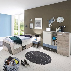 Jugendzimmer In Blau Preisvergleich Moebel 24