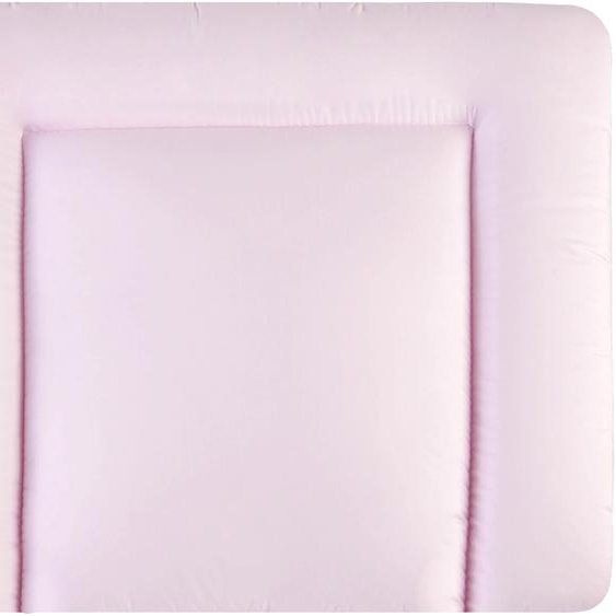 Julius Zöllner Wickelauflage Softy - uni rosa, Made in Germany B/L: 85 cm x 75 rosa Baby Wickelauflagen wickeln