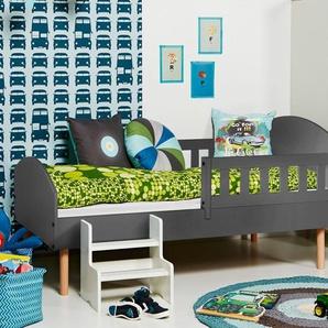 Kinderbett 70x160 cm, weiß, weitere Farben & Größen bei BETTEN.de