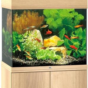 JUWEL AQUARIEN Aquarien-Set Lido 120 LED, Liter, Gesamtmaß BxTxH: 61x41x131 cm B/H/T: 61 x 58 41 cm, l beige Aquarien Aquaristik Tierbedarf