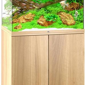 JUWEL AQUARIEN Aquarien-Set Lido 200 LED, BxTxH: 71x51x145 cm, l, mit Unterschrank B/H/T: 71 cm x 65 51 l beige Aquarien Aquaristik Tierbedarf
