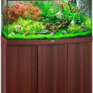 JUWEL AQUARIEN Aquarien-Set Vision 180 LED + SBX 180, BxTxH: 92x41x128 cm, l, mit Unterschrank B/H/T: 92 cm x 55 41 l braun Aquarien Aquaristik Tierbedarf