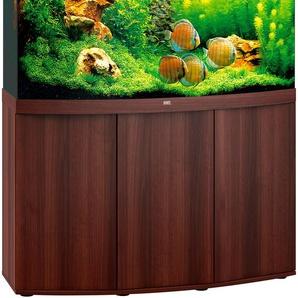 JUWEL AQUARIEN Aquarien-Set Vision 260 LED + SBX 260, BxTxH: 121x46x144 cm, l, mit Unterschrank B/H/T: 121 cm x 64 46 l braun Aquarien Aquaristik Tierbedarf