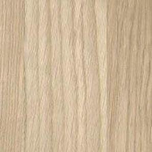 K+W Komfort & Wohnen Essgruppe »Wave«, (Set), Design-Solobank mit 4 Design-Drehstühlen und Tisch in 180x90cm, Tischplatte Wildeiche bianco, Füße Bank / Stühle Edelstahloptik gebürstet