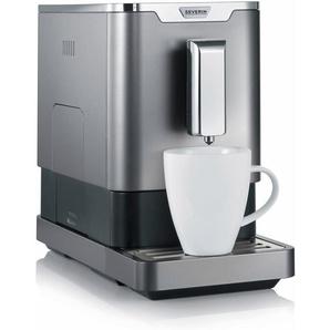 Kaffeevollautomat KV 8090 silber, Severin