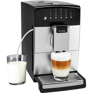 Kaffeevollautomat Kegelmahlwerk, blau, Privileg