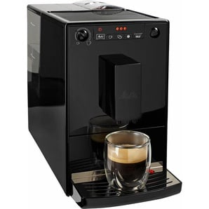 Kaffeevollautomat CAFFEOSoloPure Black E 950-222 schwarz, Melitta
