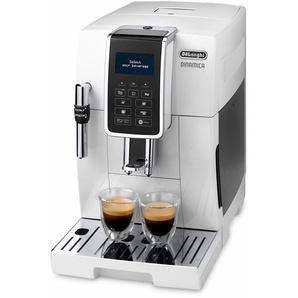 Kaffeevollautomat Dinamica ECAM 350.35.W weiß, DeLonghi