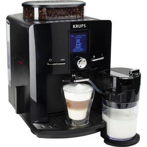 Kaffeevollautomat EA8298 Latt´Espress schwarz, Krups