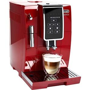 Kaffeevollautomat Dinamica ECAM 358.15.R rot, DeLonghi