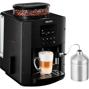 Kaffeevollautomat EA8160 schwarz, Krups
