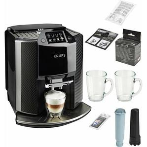 Kaffeevollautomat EA9078 Barista New Age schwarz, Krups