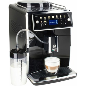 Kaffeevollautomat SM7580/00 Xelsis schwarz, Saeco