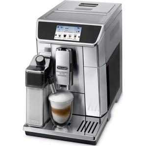 Kaffeevollautomat PrimaDonna Elite Experience ECAM 656.85.MS silber, DeLonghi