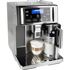 Kaffeevollautomat PrimaDonna Avant ESAM 6750 silber, DeLonghi