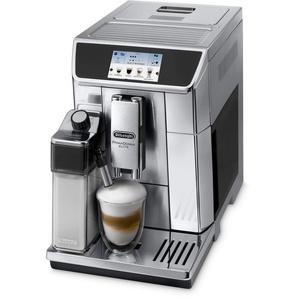 Kaffeevollautomat PrimaDonna Elite ECAM 656.75.MS silber, DeLonghi