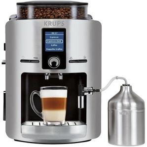 Kaffeevollautomat EA826E silber, Krups