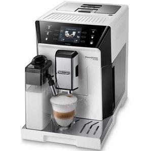 Kaffeevollautomat PrimaDonna Class ECAM 556.55.W, DeLonghi