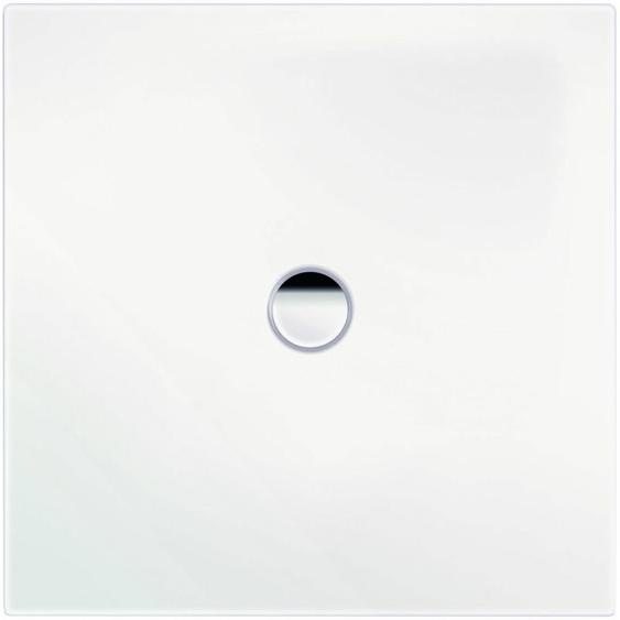 Kaldewei Duschwanne Scona 972 100x130 cm, Farbe: Cataniagrau Matt mit Perl-Effekt - 497200013715
