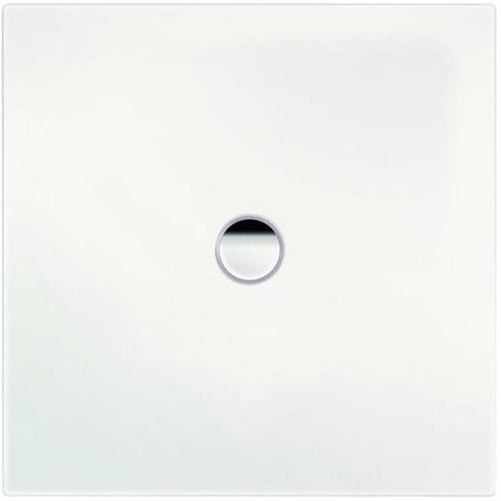 Duschwanne Scona 998 100x180 cm, Farbe: Oyster Grey Matt - 499800010727 - Kaldewei