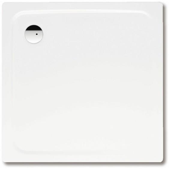 Kaldewei Superplan 407-2 100x120cm mit Styroporträger, Farbe: Weiß, mit Perl-Effekt - 430748043001