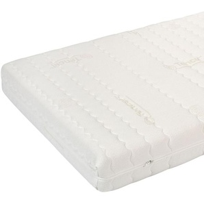 Kaltschaum-Matratze CleverSleep Comfort, 90x200 cm, H2 bis 75kg, mittelfest - BETTEN.de