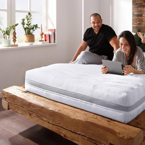 Kaltschaummatratze »Perfect Comfort fo Me«, Beco, 25 cm hoch, Raumgewicht: 40, Luxus: fester Liegekomfort & langlebig