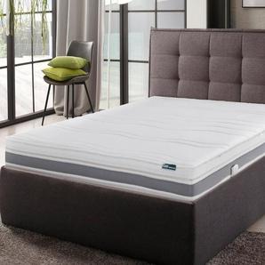 Kaltschaummatratze »ProVita De Luxe 23 KS«, fan Schlafkomfort Exklusiv, 23 cm hoch, Raumgewicht: 30, mit Thermogelauflage für optimale Entlastung und perfekte Körperanpassung
