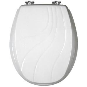 KAN WC-Sitz Premium 2001 weiß relief