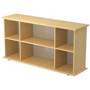 KAPA SB   Sideboard   offen - Ahorn Sideboard