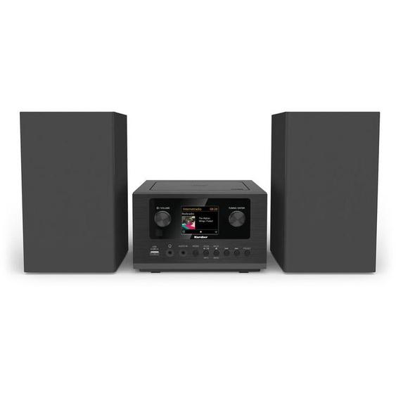 Karcher MC 6490DI Kompaktanlage mit CD Player, UKW / DAB+ / Internetradio & USB