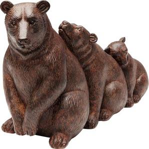 KARE Dekoobjekt Relaxed Bear Family