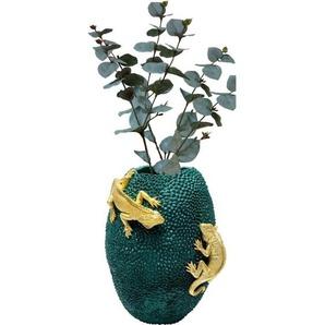 KARE Dekovase »Vase Chameleon Jack Fruit 39cm«