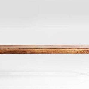 KARE DESIGN Sitzbank, Sheesham, Holz 140 cm