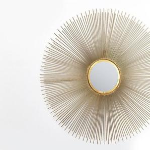 KARE Spiegel, Gold, Metall