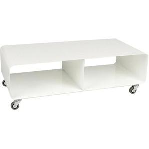 Kare-Design: TV-Element, Weiß, B/H/T 90 30 42