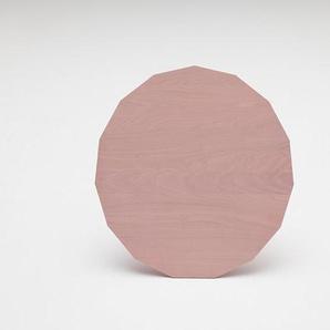 Karimoku - Colour Wood Tisch Kastanie - rosa - indoor